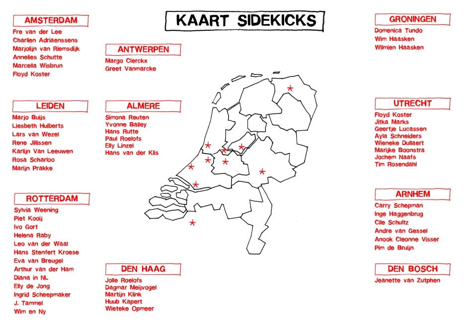kaart steden sidekickupdate 03-05-2016